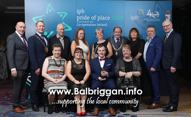 Wins for Whitestown in IPB Pride of Place Awards 05dec19