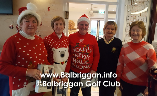 busy time at Balbriggan golf club and its not all golf 09dec19