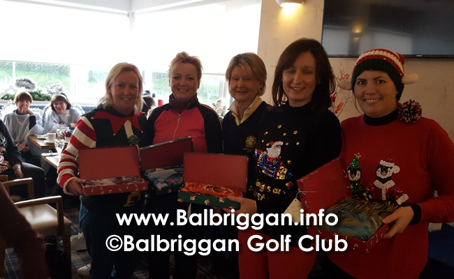 busy time at Balbriggan golf club and its not all golf 09dec19_2