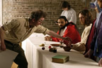 Artist John Byrne is looking for volunteers to take part in his next project which will be installed in Swords 27jan20_smaller