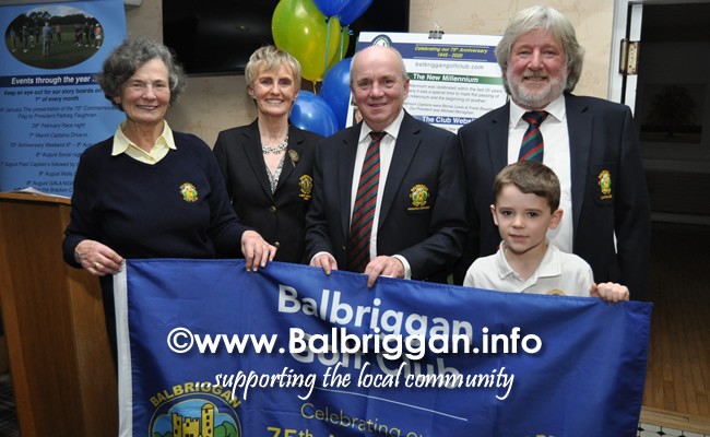 Balbriggan Golf Club 75th Anniversary Launch night 24-Jan-20_4