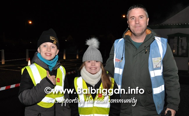 ODwyers GAA Club join Operation Transformation Ireland Lights Up walking initiative 09jan20
