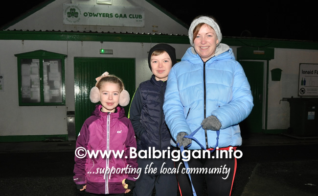 ODwyers GAA Club join Operation Transformation Ireland Lights Up walking initiative 09jan20_4