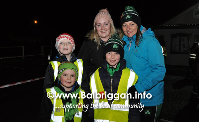 ODwyers GAA Club join Operation Transformation Ireland Lights Up walking initiative 09jan20_6