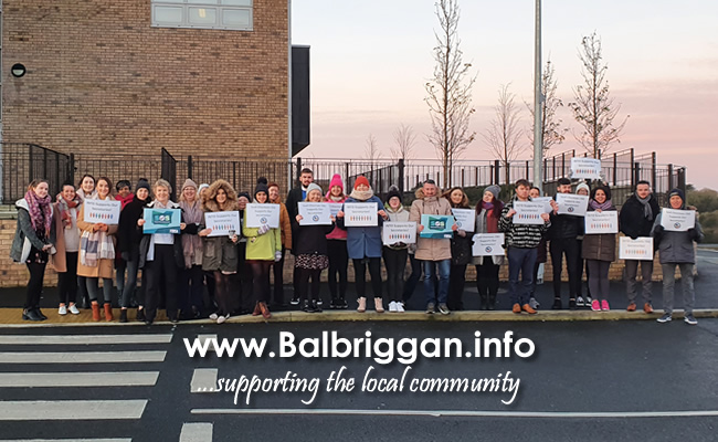 Scoil Chormaic CNS support for the Forsa Union 10jan19