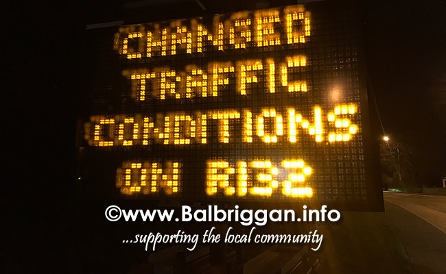 changes traffic conditions on r132 jan-mar-20_2