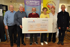 lions club present cheque to Balbriggan meals on wheels 25jan20 smaller