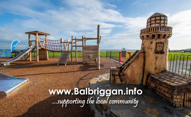 Fingal County Council opens two new playgrounds in Balbriggan feb20_4