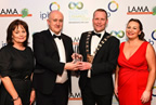 Malahide Casino LAMA Award feb20 smaller