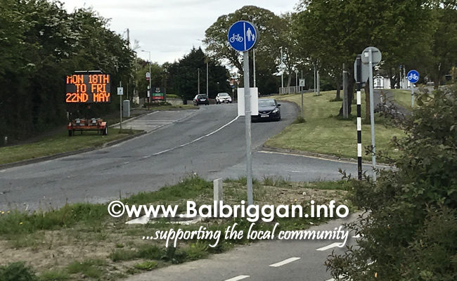roadworks r132 balbriggan 19may20_2