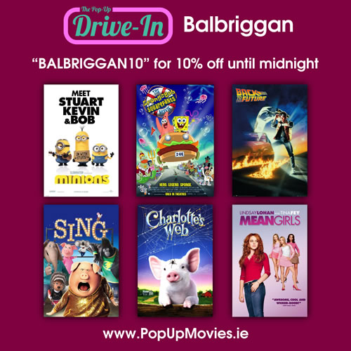 Balbriggan drive in bingo discount jun20