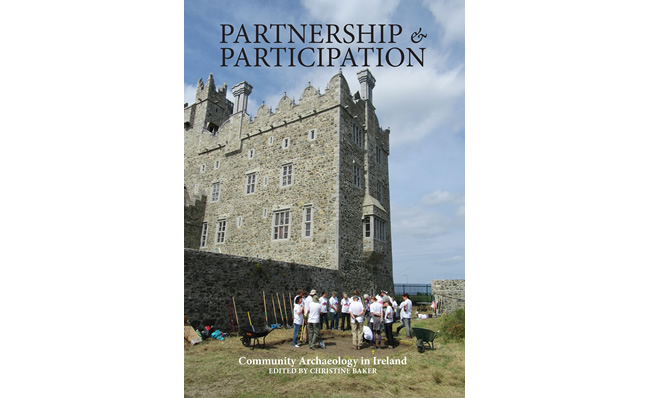 Community Archaeology in Ireland - Christine Baker book cover