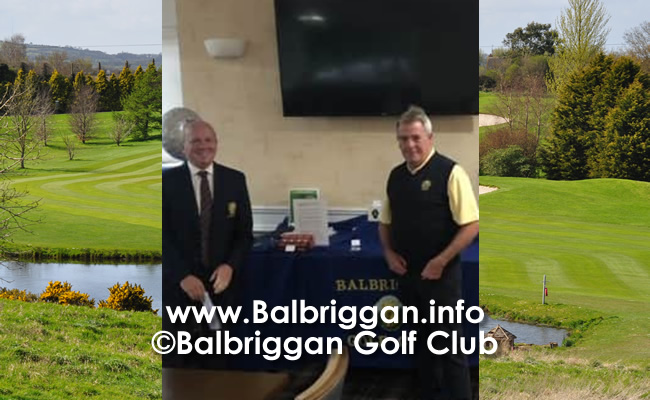 Presidents Padraig Faughnan Prize to the Men jul20-2