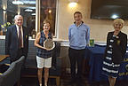 Balbriggan Golf Club Professional Nigel Howleys Prize to the Ladies aug20_smaller