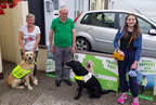 Young Katie raises funds for Balbriggan North County Dublin branch of Irish Guide Dogs for the Blind aug20 smaller