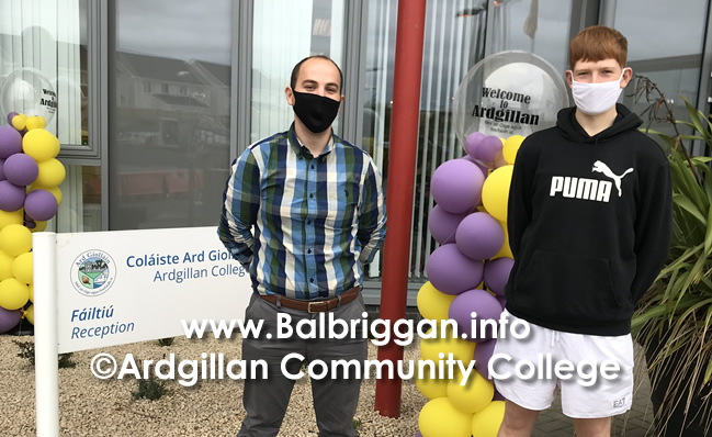 Ardgillan Community College Leaving Certificate Results Class of 2020_2