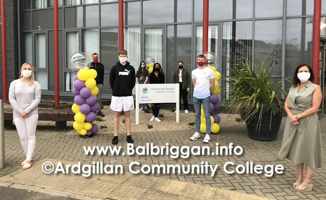 Ardgillan Community College Leaving Certificate Results Class of 2020_3