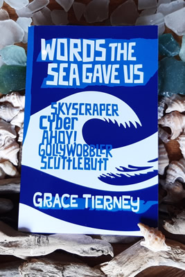 words the sea gave us Grace Tierney book cover