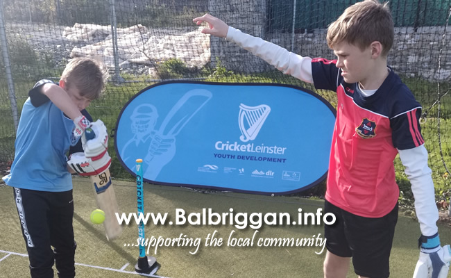 Fingal unveil new Cricket School of Excellence 13-oct-20