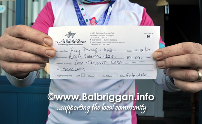 Rory, Darragh and Kevin raise €4,000 for Balbriggan Cancer Support Group 12dec20_2