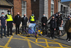 Blue bike initiative launch in Balbriggan 15-apr-21_smaller