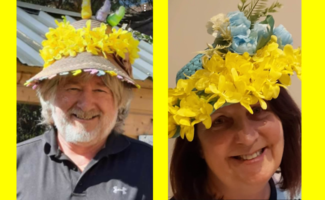 Easter bonnet competition at Balbriggan Golf Club apr21_3