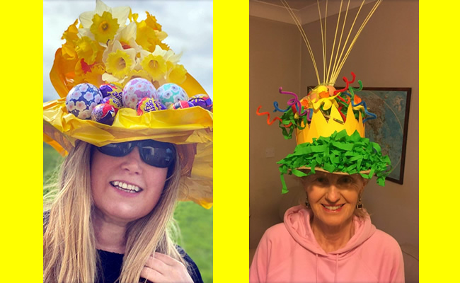 Easter bonnet competition at Balbriggan Golf Club apr21_4