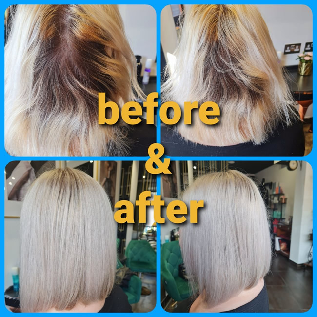 the 6 hair station balbriggan before and after 1