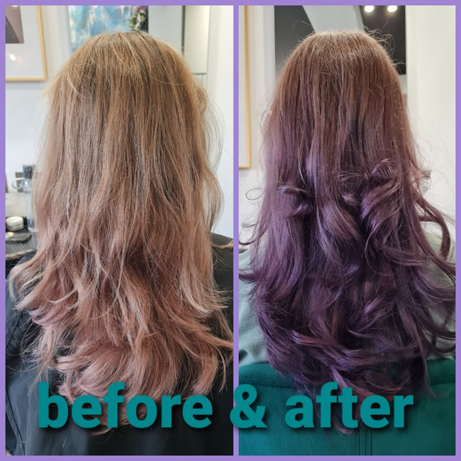 the 6 hair station balbriggan before and after 3