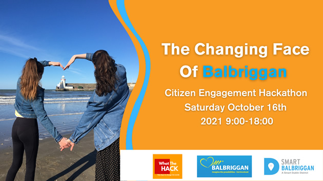 The-Changing-Face-Of-Balbriggan-hackathon oct21 event