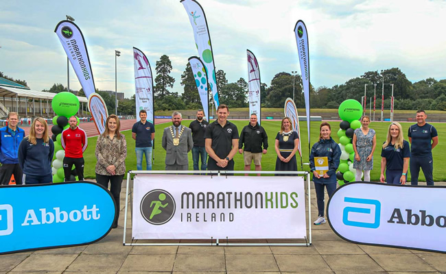 marathon kids launched in fingal